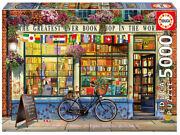 Educa 5000 Pieces Puzzle - Greatest Bookshop In The World Library 5000pcs