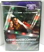 Christmas In Conway Dvd 2013 Hallmark Holiday Andy Garcia Mary-louise Parker New