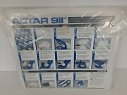 Actar 911 Child Lungs Pack Of 100 New Open Package