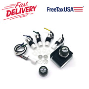 Grill Igniter Igniter Kit Parts For Weber Front-control Genesis 300 310 320 330