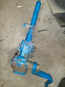 Ford 1710 Power Steering Column Assembly For Fwd Tractor