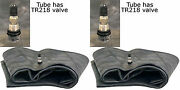 Two 16.9r3018.4r30 16.9x30 18.4xr30 Tractor Tire Inner Tubes 218 Valve