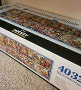 Ravensburger 40320 Puzzle Mickey Through The Years New 90th Anniversary Ed.