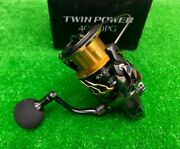 Shimano 20 Twin Power 4000pg Spining Reel Gear Rate 4.4 From Japan