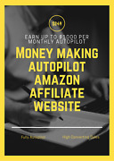 Money Making Autopilot Affiliate Website With 3000 Products