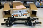 Rcv Front Axles For 2014+ Jeep Cherokee Kl Trailhawk. New In Box