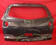 2009-2012 Chevrolet Traverse Rear Trunk Lid Shell Tailgate Liftgate Oem Used