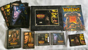 Warcraft Iii Reign Of Chaos -- Collectorand039s Edition Windows/mac 2002 Complete