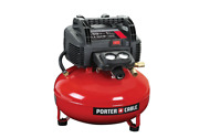 Porter-cable 6 Gal 150 Psi Portable Electric Pancake Air Compressor New Freeship