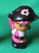 Fisher Price Little People Halloween Trick Treat Mia Koby Pirate Ship Captain