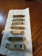 Vintage Mixed Lot Of 7 Can/bottle Openers - Carling, Drewrys,budweiser, Blatz