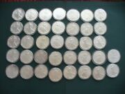 Set Of 37 1 American Silver Eagle All Years- 1986-2021 Including 2021 Type 2