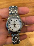 Omega Seamaster Automatic Chronometer Watch With Booklets And Papers 2501.21