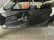 2017+ Can Am Maverick X3 Max Full 4 Doors Replacement Steel Tube High Impact Abs