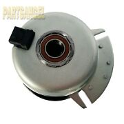 Electric Pto Clutch For Bolens 917-04163 917-04163a-upgraded Bearings