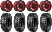 Black Rhino Parker Bdlk 15 Wheels Rd 35 Chicane Rs Tires Can-am Defender