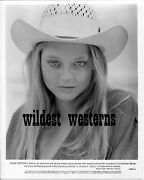 Sexy Jodie Foster Cowgirl Close-up Carny Vintage Original Photo Rare