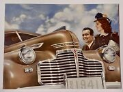 Automobile Promotional Booklet / Chevrolet 1941 Special Deluxe Master Deluxe 1st