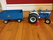 Vintage Ertl Ford 8600 Tractor 1970s The Big Blue