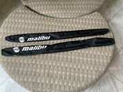 Malibu Black Trailer Guide Pole Pads 48andrdquosold As A Pair2covers Only No Foam