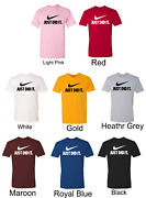 Nike Menand039s Active Wear Just Did It Swoosh Graphic Gym T-shirt S-3xl