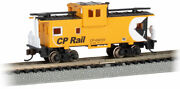 Bachmann 70764 Cp Rail 434109 - 36and039 Wide-vision Caboose N Scale Hh
