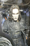 The Crow 18 Motion Activated Sound Eric Draven Action Figure 2004 Neca Doll Nib