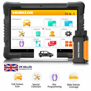 Humzor All-system Advanced Obd2 Auto Diagnostic Tablet Bluetooth Tool Abs Immo