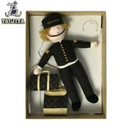 [mint] Louis Vuitton 2013 Christmas Limited Bellboy Novelty From Japan 1976
