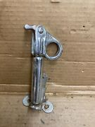 1920s 1930s Large Car Classic Chrome Hood Side Hold Down