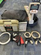 Ditch Witch Subsite 950 R/t Cable Pipe Utility Locator Utiliguard Rycom Dynatel