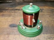 Antique Crystal Set Radio Made In U.s.a. 1920's Very Nice Example