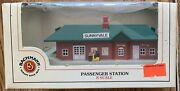 Passenger Station N Scale Bachmann Ages 8+ Made In Hong Kong