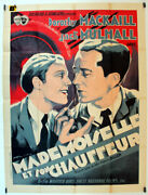 Smile Brother Smile / Jack Mulhall / 1927 / Francis Dillon / Movie Poster/52