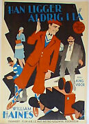 Show People / William Haines / 1928 / King Vidor / Movie Poster/27