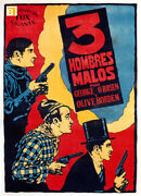 3 Bad Men / George Oand039brien / 1926 / John Ford / Movie Poster/63