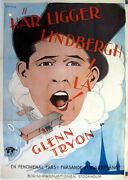 A Hero For A Night / Glen Tryon / 1927 / James Craft / Movie Poster/80