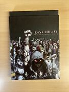 Disturbed Ten Thousand Fists Special Edition W/ Hard Cover Book Like New