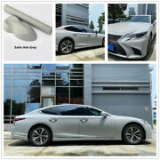 Matte Car Wrapping Vinyl Auto Grey Vehicle Body Protection Film Bubble Free