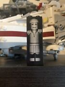 Lego Star Wars Han Solo In Carbonite Minifigure From Set 10123, Authentic Lego