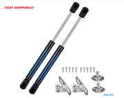 10inch 45 N/10 Lb Gas Struts Prop Shocks For Cabinet Toy Tool Box Lid Cover L...