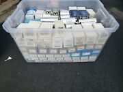 Lot Of 315 Quantity Various Motor Run Capacitors Hvac - New Old Stock Inventory