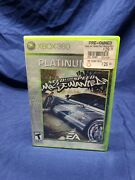 Need For Speed Most Wanted Microsoft Xbox 360