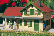 Piko G Scale 62040 Rosenbach Station, Building Kit G-scale