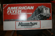 American Flyer 6-49601 Missouri Pacific Pa-1 Passenger Set In Excellent Cond.