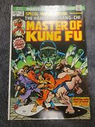 Special Marvel Edition 15 19731st Appearance Of Shang-chi Master Of Fung Fu