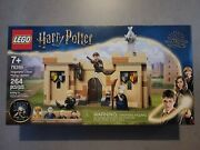 Lego Harry Potter 76395 Hogwarts First Flying Lesson In Hand Free Shipping Rare