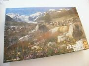 Spring In The High Alps Bernina Fx Schmid Jigsaw Puzzle 1500 West Germany 98404