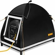Igan Small Inverter Generator Tent Cover While Running Compatible For Honda