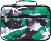 Kids Bible Carrier Carrying Case For Boys Scout Good Holy Book Green Camo